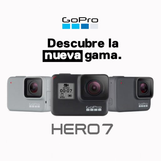 Unboxing Y Comparativa De La Gopro Hero7 Kpsport Group